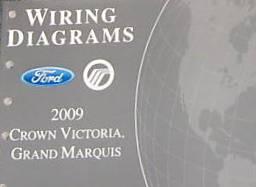 2009 Ford Crown Victoria & Mercury Grand Marquis - Wiring ...