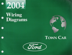 2004 Lincoln Town Car Wiring Diagrams Manual
