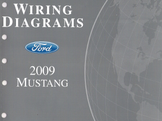 2009 ford mustang factory wiring diagrams. Black Bedroom Furniture Sets. Home Design Ideas