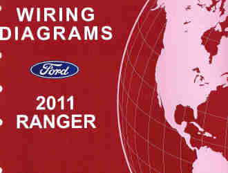 2011 ford ranger wiring diagrams. Black Bedroom Furniture Sets. Home Design Ideas