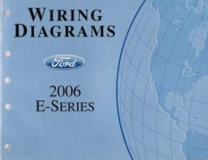 2006 ford e series econoline van wiring diagrams. Black Bedroom Furniture Sets. Home Design Ideas
