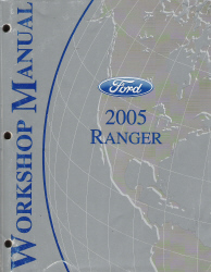 ford ranger factory service manual