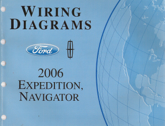 2006 expedition wiring diagram 2006 ford expedition wiring diagram 2006 ford expedition & lincoln navigator factory wiring diagrams