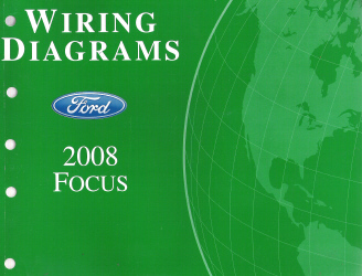 2008 ford focus wiring diagrams manual. Black Bedroom Furniture Sets. Home Design Ideas