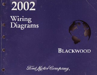 2002 ford blackwood wiring diagrams. Black Bedroom Furniture Sets. Home Design Ideas