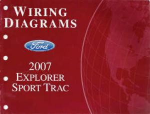 2007 ford explorer sport trac wiring diagrams. Black Bedroom Furniture Sets. Home Design Ideas