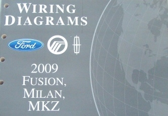2012 lincoln mkz wiring diagram 2009 lincoln mkz wiring diagram 2009 ford fusion, mercury milan & lincoln mkz factory ...