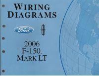 2006 ford f150 lincoln mark lt wiring diagrams. Black Bedroom Furniture Sets. Home Design Ideas