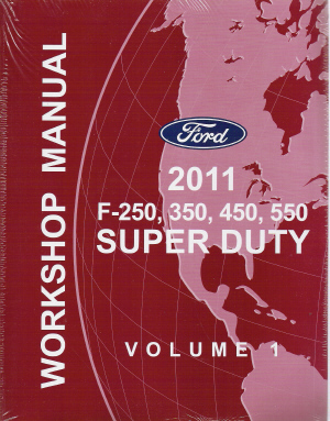 ford      factory workshop manual