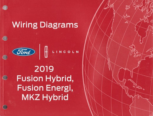 Diagram  2014 Ford Fusion Lincoln Mkz Electrical Wiring