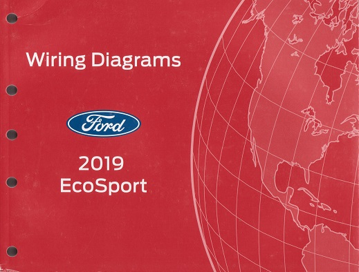 2019 Ford Ecosport Factory Wiring Diagrams