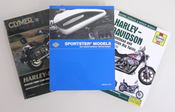 Harley Davidson Motorcycle Factory Clymer Haynes Service Repair Manuals