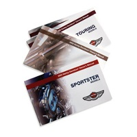 Harley Davidson Factory Owner Owner's Manuals
