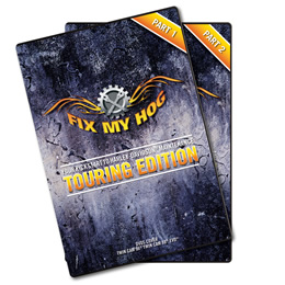 Harley Davidson Fix-My-Hog Video Manuals