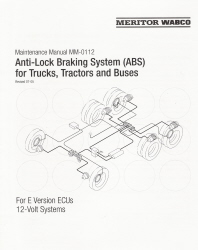 anti lock braking system  abs  for trucks  tractors
