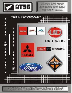 1988 - 2013 NPR GMC FUSO UD Ford International Truck