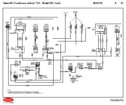 SK25756 04 2005 & down peterbilt 379 family hvac wiring diagrams (w & w o pcc) Wire Gauge at eliteediting.co