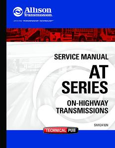 allison at series at540 at542 at543 at545 at1542 at1545 rh auto repair manuals com allison 4500 rds service manual allison transmission service manual pdf