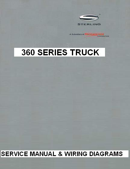 similiar service manual 1999 sterling keywords sterling truck wiring diagrams nilza net