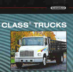 1998 - 2002 Freightliner Business Cl Trucks Factory ...  Freightliner Wiring Diagrams on