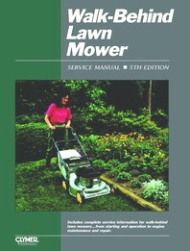 Lawnmower Repair Manuals - Small Engine Parts, Lawn Mower Parts