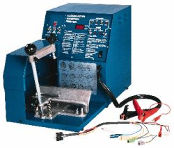 Alternator & Starter Bench Testers by Associated