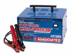 Associated 20 Amp, 12 Volt Portable Intellamatic III Battery Charger