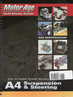 By Motor Age ASE T5 Test Preparation - Steering ...
