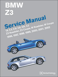 BMW Z3 Bentley Manual