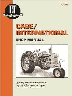 case international i t tractor service manual c 201. Black Bedroom Furniture Sets. Home Design Ideas