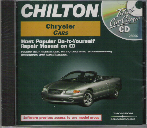 Chrysler Car Cd