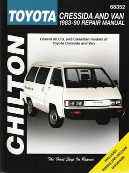 1983  1990    Toyota       Cressida       and Van     Chilton s Total Car Care Manual