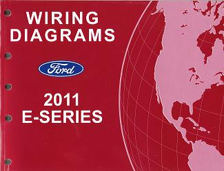 2011 ford e series factory wiring diagrams
