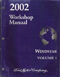 2002 Ford Windstar Owners Manual http://www.auto-repair-manuals.com/2002-Ford-Windstar-Factory-Service-Manual-2-Volume-Set.html