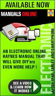 Haynes manuals online