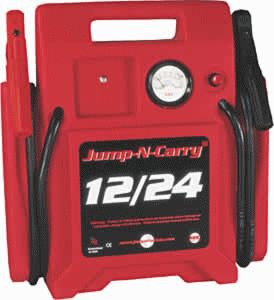 Jump N Carry 3400/1700 Peak Amp 12/24 Volt