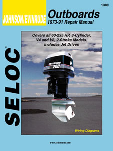 ... Evinrude Outboards 3, 4 & 6 Cylinder, 2-Stroke Models Seloc Repair