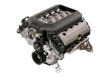 Roush Mustang Crate Engine