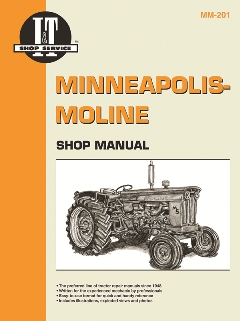 minneapolis moline wiring diagrams    minneapolis       moline    i amp t tractor service manual mm 201     minneapolis       moline    i amp t tractor service manual mm 201
