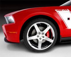Roush Mustang Wheels >> Roush Mustang Wheels Rims Tires