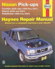 1998 2004 Nissan Frontier 1996 2004 Pathfinder Xterra