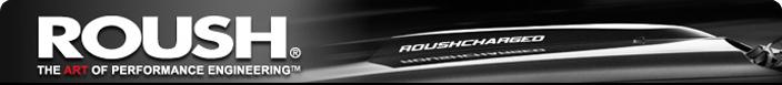 Roush Performance Parts Header